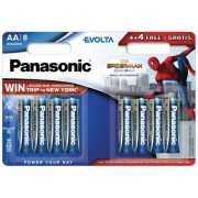 Panasonic AA battery (6 pcs)
