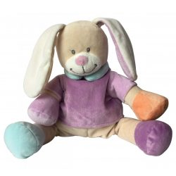 Doodoo purple bunny spare plush toy